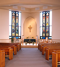 St. William Interior